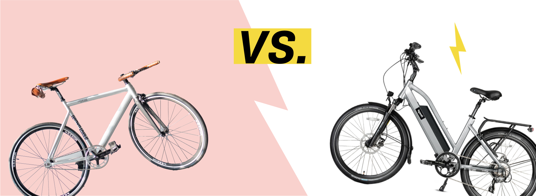 ebike vs road bike - which one is the better fit for food couriers?
